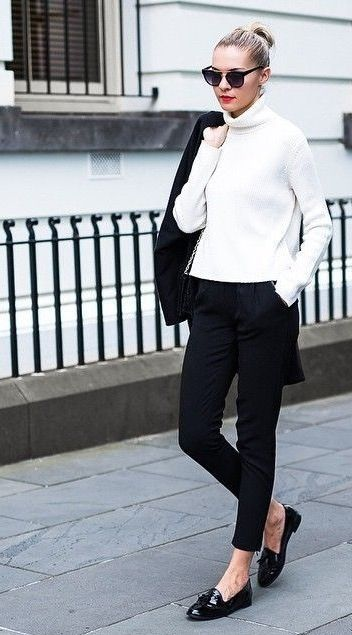 WORK WEAR STREET STYLE LOOKS WE'RE LOVING AT THE MOMENT | FASHION | OOTD | by Lindsay L. Malatji