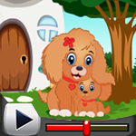 G4K Cute Little Dog Rescue Game Walkthrough