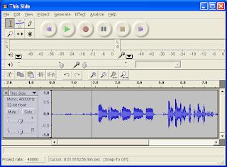Diegosax Audacity Programa Free Grabador Y Editor De Sonido