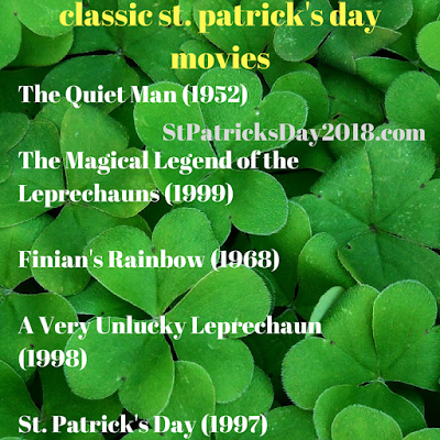 classic st. patrick's day movies 2018