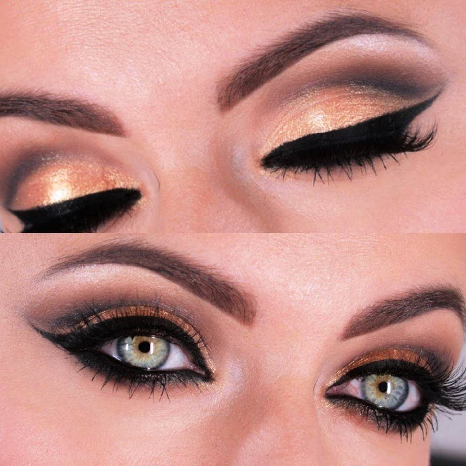 10 Eye Makeup Ideas For That Killer Look