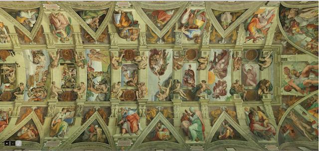 I Want a European King Bed: Vatican Museums-Sistine Chapel ...