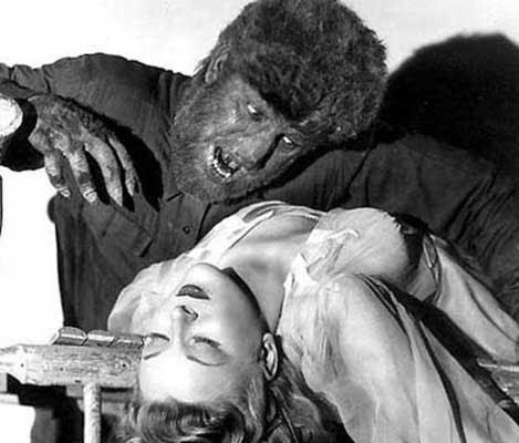 El maquillaje de El Hombre Lobo es uno de los más recordados de la carrera de Jack Pierce