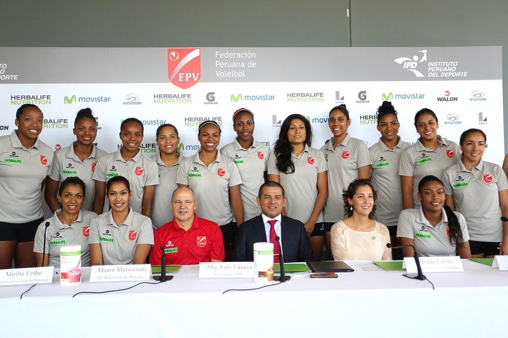 Chile Pierde Sede Del Sudamericano Femenino Adulto De: Estación Voleibol: SELECCIÓN PERUANA DE VOLEIBOL