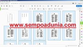 Cara Cepat Menggabungkan Banyak File PDF Menjadi Satu dengan Gampang