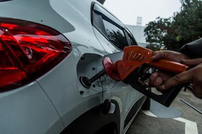 ANP encontra preço da gasolina no posto a R$ 6,29 por litro