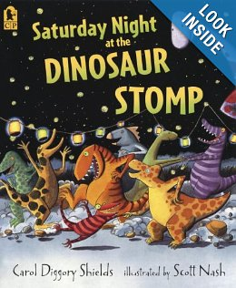 Dinosaur Book List for Kids