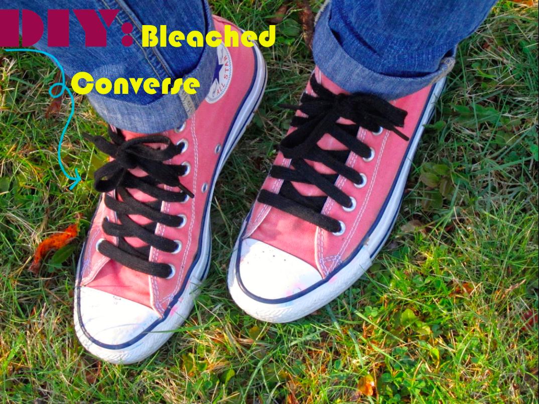 54cf5c4730a6 Petite Maison of Fashion  DIY Bleached Converse