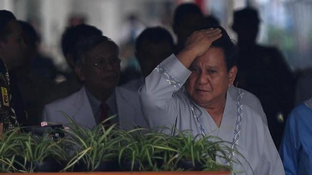 Prabowo Subianto Mengaku Takut Jarum Suntik