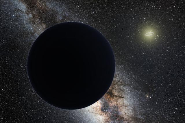 Astronomers probe origin of Planet 9