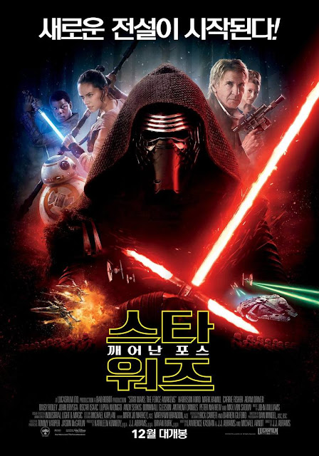 force awakens international poster