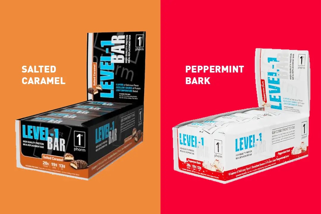 1St Phorm Level 1 Bar Peppermint Bark