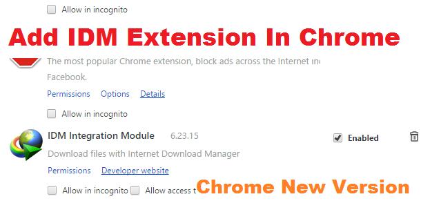 Google chrome idm extension | | Crack All!