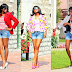 3 ULTRA CHIC WAYS: BLAZERS AND DENIM SHORTS