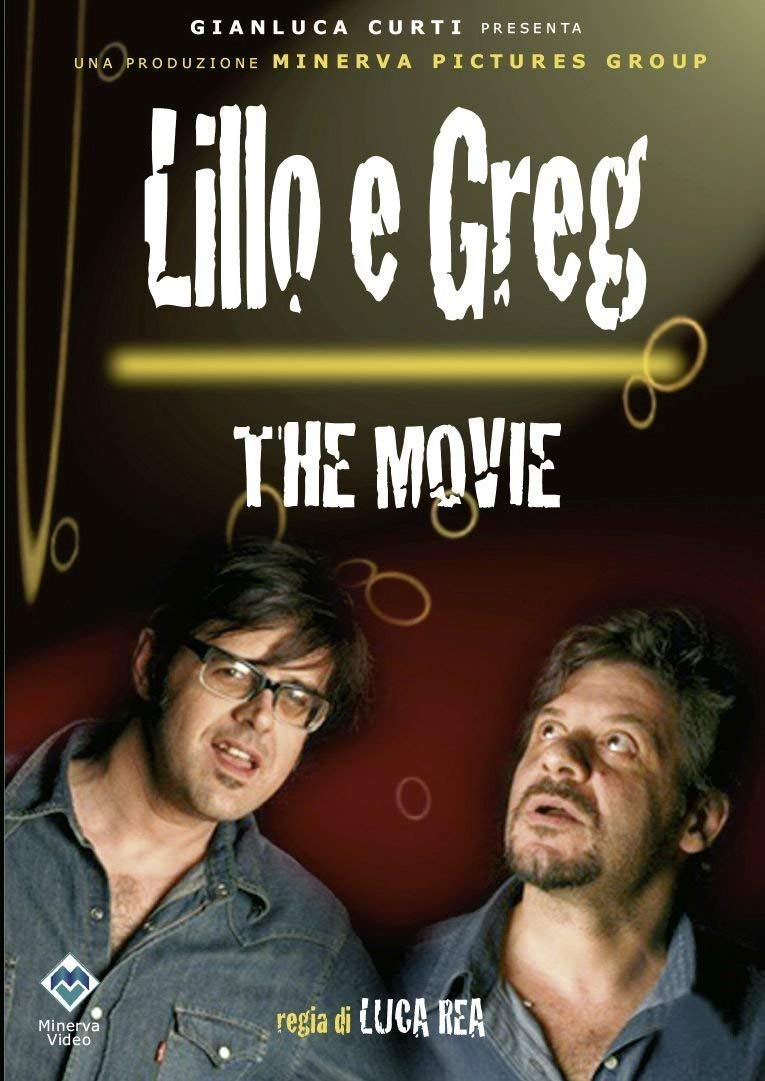 LILLO E GRAG THE MOVIE