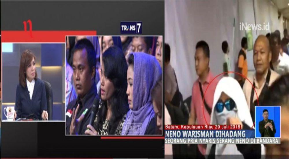 Beranikah Najwa Shihab Tayangin Persekusi Neno Warisman, Seperti Dulu Saat CFD