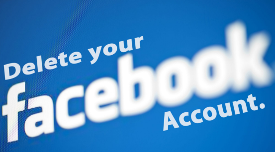 how to delete permanently your facebook account
