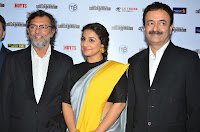 Vidya Balan & Malaika at Indian Film Festival of Melbourne Press Conference