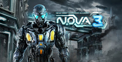 N.O.V.A. 3 – Near Orbit Vanguard Alliance Apk + Data For Android