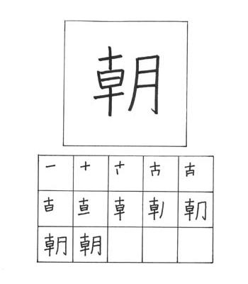 kanji pagi