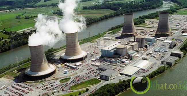 Perancis, 59 reaktor nuklir