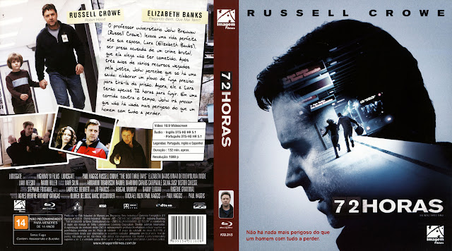 Capa Blu-ray 72 Horas