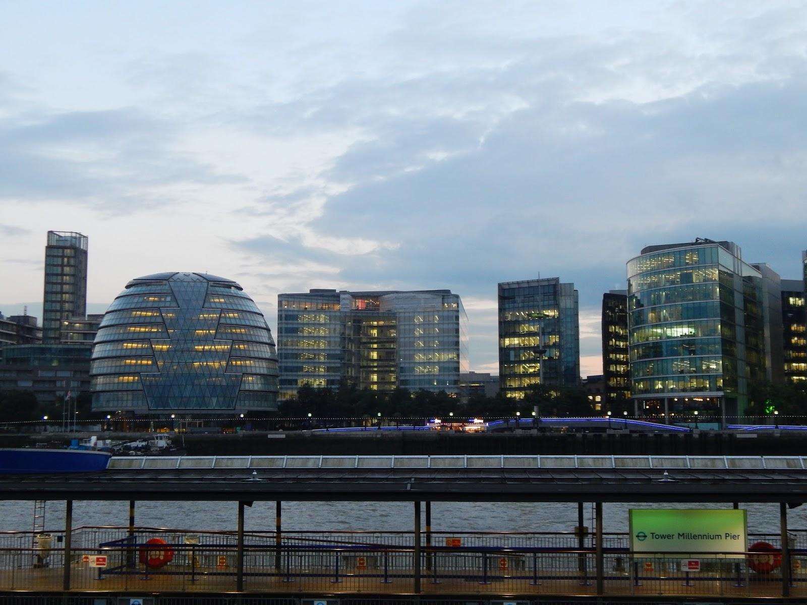 Radnice v Londýně