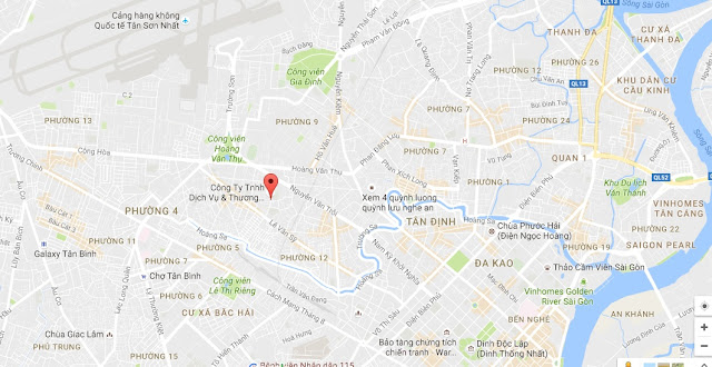 Bán nhà riêng đường Đặng Văn Ngữ quận Phú Nhuận