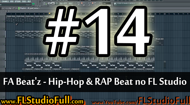 14 - Base de Rap | Beat de Hip-Hop [FA Beat'z]