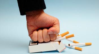 Как отказаться от никотина