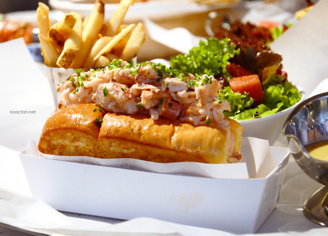 Lobster Roll - RM158++