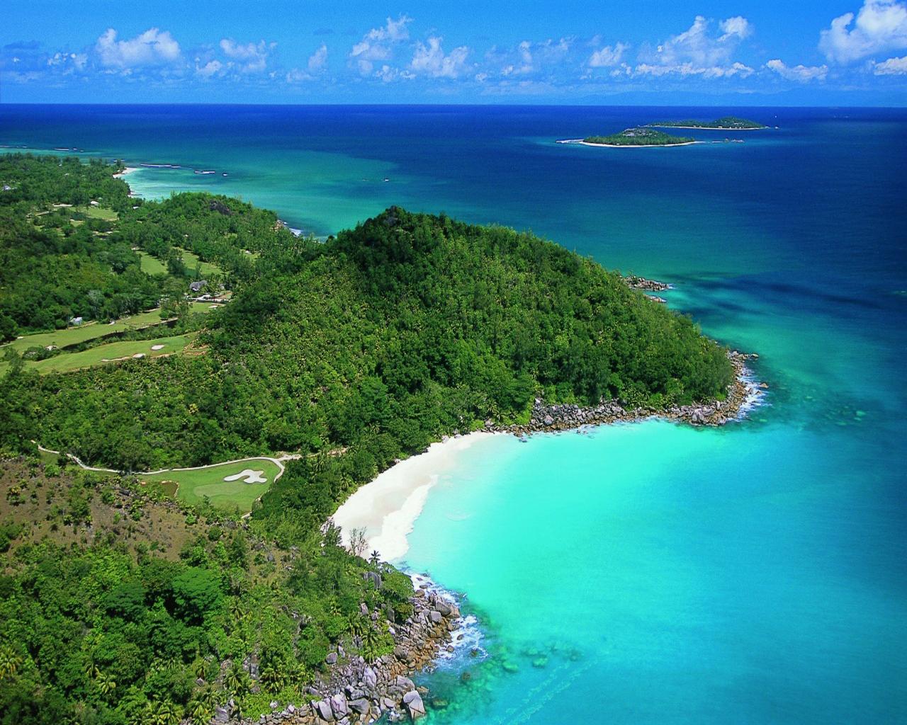 Contance Lemuria Resort en Isla Praslin.