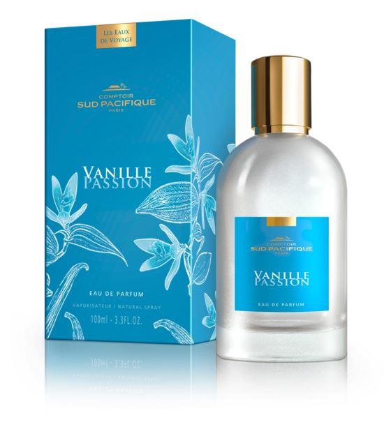 Avis Vanille Passion de Comptoir Sud Pacifique, blog bougie, blog parfum, blog beauté