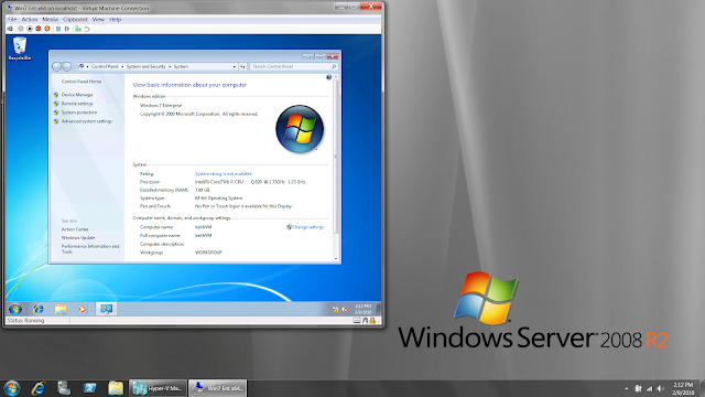 Windows Server 2008 R2 Free Download