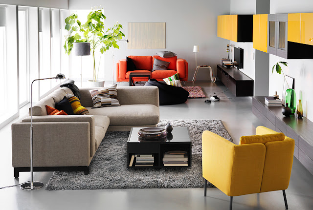 25 Original And Beautiful Designs For Your Living Room