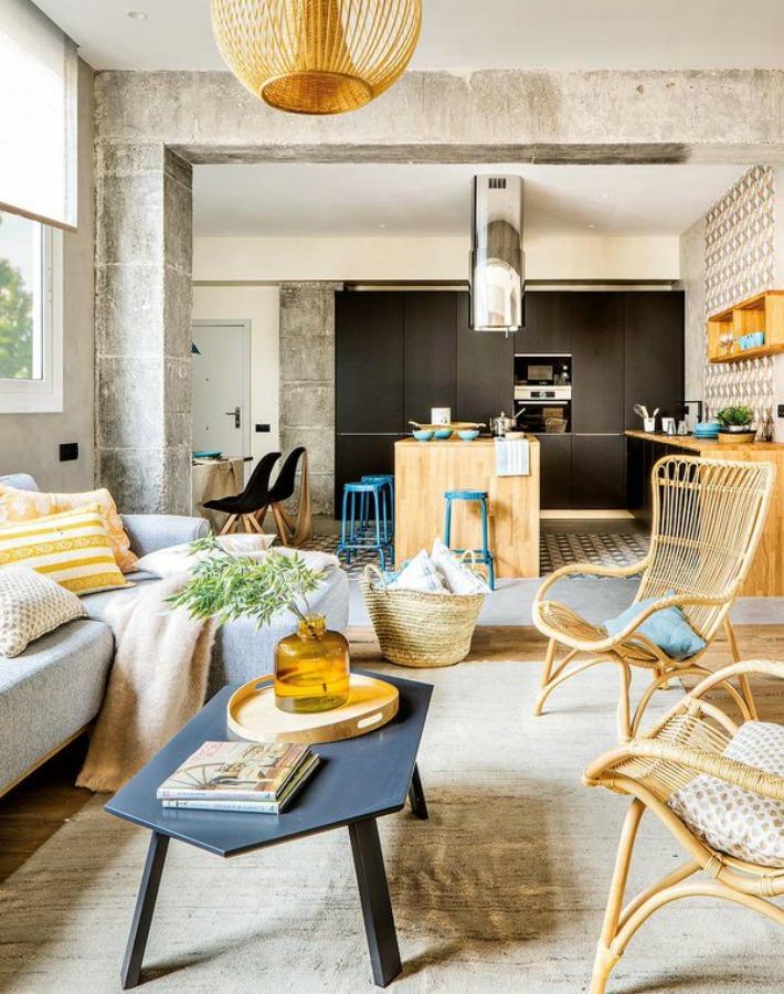 La combinación de revestimientos para la casa perfecta