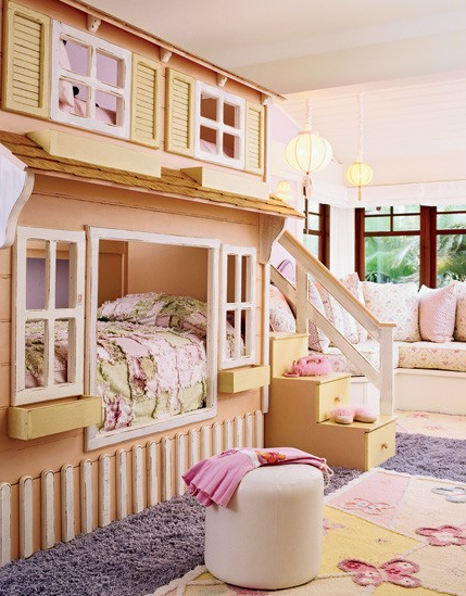 Kandeeland: The Coolest Kids Bedrooms EVER