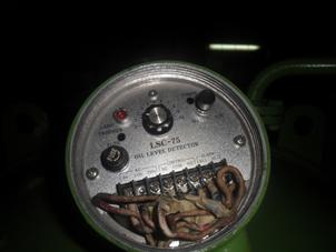 Oil Level Detector