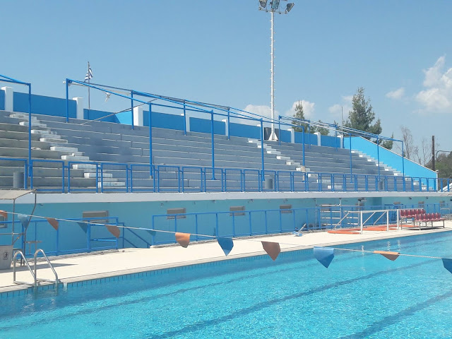 """Επαναλειτουργεί το Δημοτικό Ολυμπιακό Κολυμβητήριο Ναυπλίου """"ΚΩΣΤΑΣ ΓΚΟΥΒΕΡΗΣ"""""""