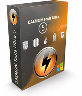 DAEMON Tools Ultra 5.1.1.0588 Nuevo Parche RegGen - URET (Español)