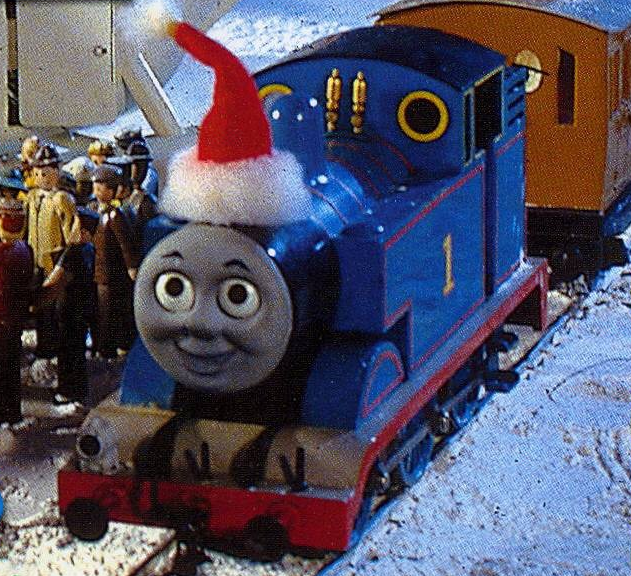 Thomas The Train Christmas Tree.The Thomas And Friends Review Station S2 Ep 26 Thomas And