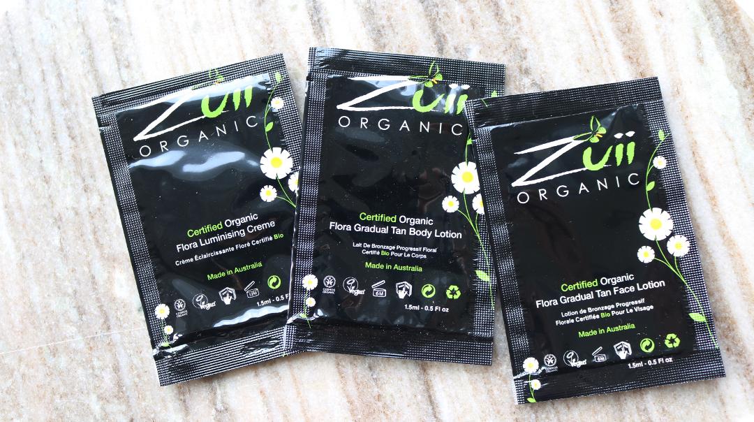 Zuii Organic Samples