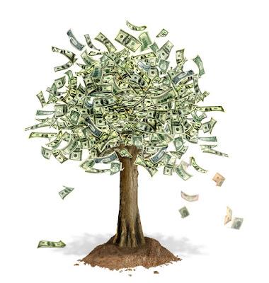 Pohon Dividen Uang