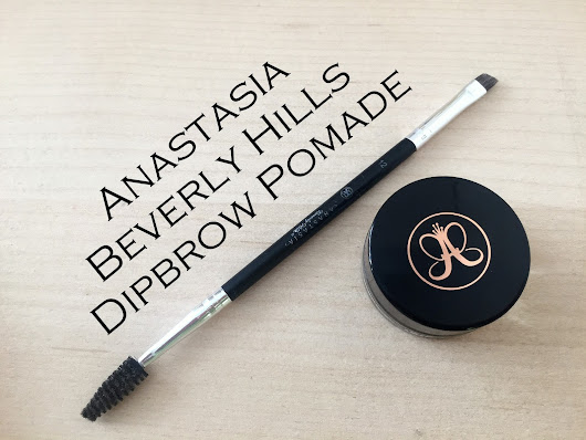 Brow Routine | Anastasia Beverly Hills Dipbrow Pomade
