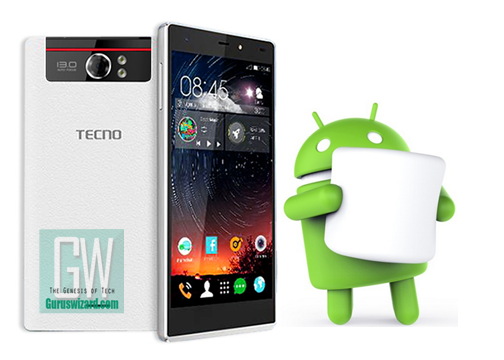 How to Manually Update Tecno Camon C8 to Android 6 0 Marshmallow