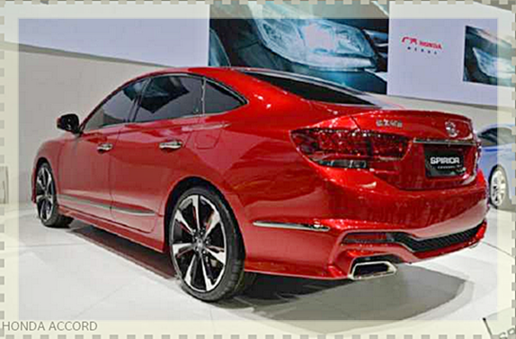 2017 Honda Accord Spirior Price In Canada
