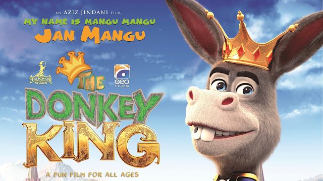 Geo Films & Talisman Studios Upcoming Animated Movie Donkey King's Trailer Is Out Now