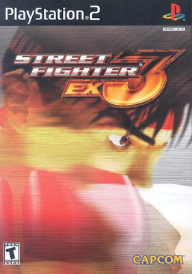 Street Fighter EX3 PS2 GAME ISO