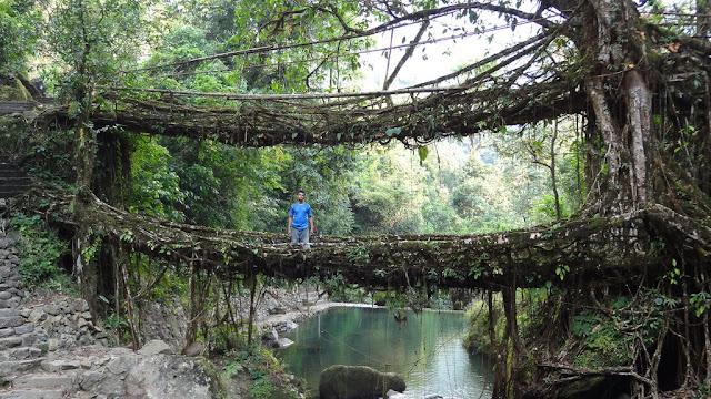 Meghalaya-Adventure