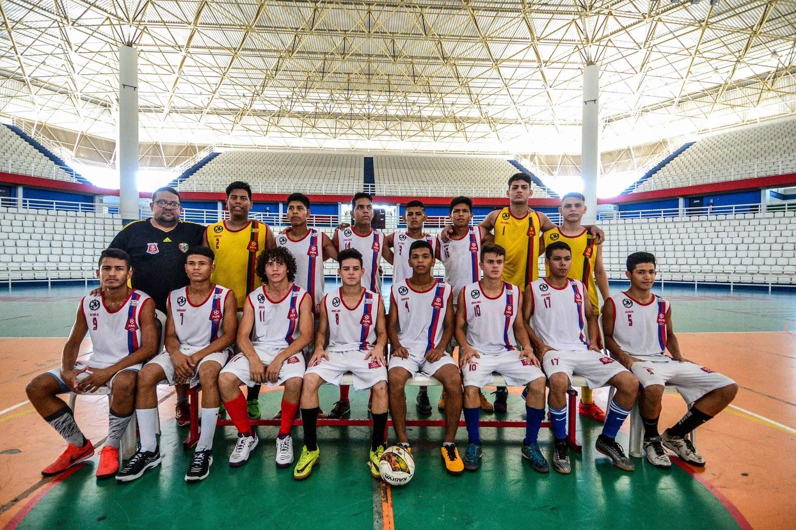 d84de8b7f Manaus AM - A Seleção Amazonense Sub-17 de Futsal inicia nesta terça-feira  (05 09) a caminhada para levantar o Campeonato Brasileiro de Seleções  Sub-17 ...